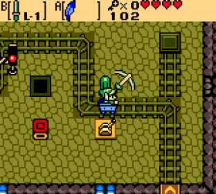 Legend of Zelda - Oracle of Ages GBC 67