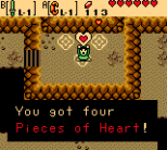 Legend of Zelda - Oracle of Ages GBC 74