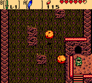 Legend of Zelda - Oracle of Ages GBC 75