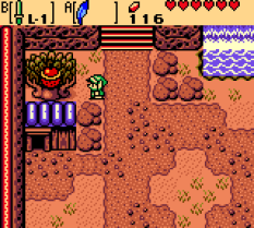 Legend of Zelda - Oracle of Ages GBC 77