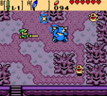 Legend of Zelda - Oracle of Ages GBC 81