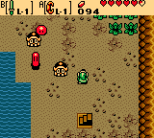 Legend of Zelda - Oracle of Ages GBC 83