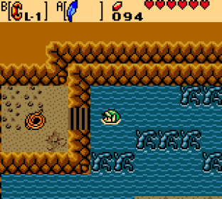 Legend of Zelda - Oracle of Ages GBC 86