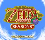 Legend of Zelda - Oracle of Seasons GBC 03
