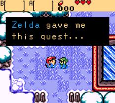 Legend of Zelda - Oracle of Seasons GBC 10