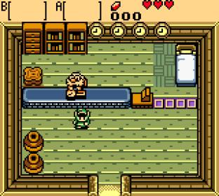 Legend of Zelda - Oracle of Seasons GBC 12