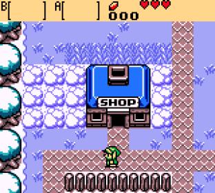 Legend of Zelda - Oracle of Seasons GBC 20