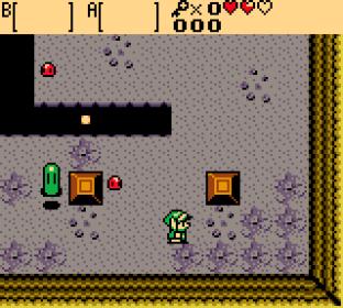 Legend of Zelda - Oracle of Seasons GBC 23