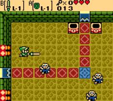 Legend of Zelda - Oracle of Seasons GBC 33