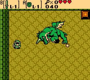 Legend of Zelda - Oracle of Seasons GBC 45