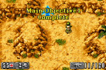 Medal of Honor - Infiltrator GBA 05