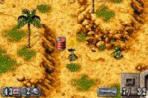 Medal of Honor - Infiltrator GBA 08