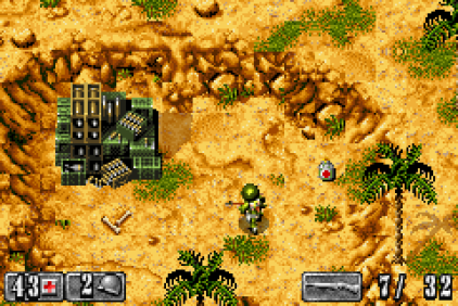 Medal of Honor - Infiltrator GBA 09