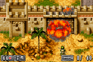 Medal of Honor - Infiltrator GBA 12