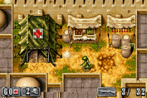 Medal of Honor - Infiltrator GBA 15