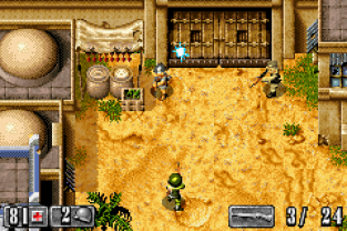 Medal of Honor - Infiltrator GBA 20