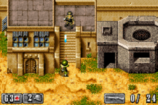Medal of Honor - Infiltrator GBA 21