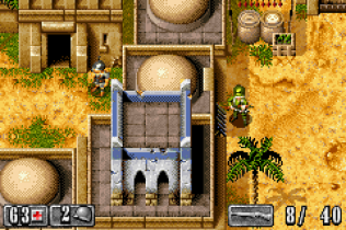 Medal of Honor - Infiltrator GBA 22