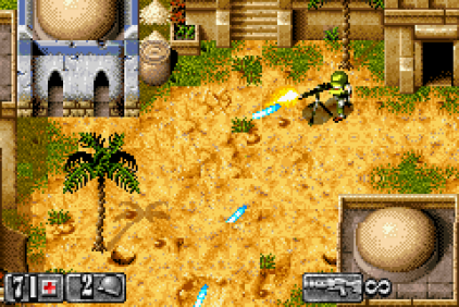 Medal of Honor - Infiltrator GBA 23