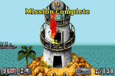 Medal of Honor - Infiltrator GBA 32