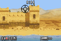 Medal of Honor - Infiltrator GBA 40