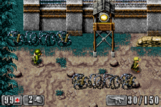 Medal of Honor - Infiltrator GBA 44
