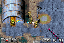 Medal of Honor - Infiltrator GBA 47