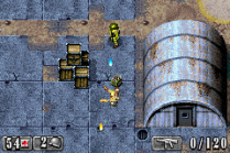 Medal of Honor - Infiltrator GBA 51