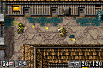 Medal of Honor - Infiltrator GBA 52