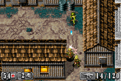 Medal of Honor - Infiltrator GBA 53
