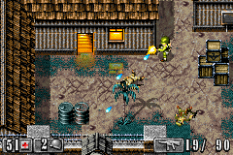 Medal of Honor - Infiltrator GBA 54