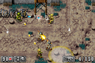 Medal of Honor - Infiltrator GBA 56