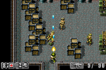Medal of Honor - Infiltrator GBA 60