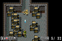 Medal of Honor - Infiltrator GBA 62