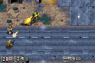 Medal of Honor - Infiltrator GBA 64
