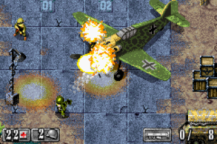Medal of Honor - Infiltrator GBA 66