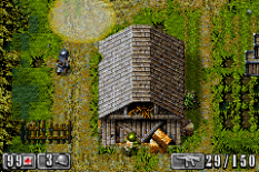 Medal of Honor - Infiltrator GBA 76