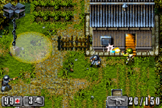 Medal of Honor - Infiltrator GBA 77