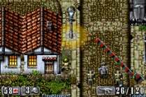 Medal of Honor - Infiltrator GBA 84