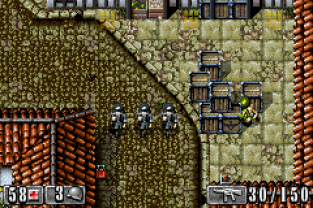 Medal of Honor - Infiltrator GBA 86