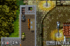 Medal of Honor - Infiltrator GBA 88