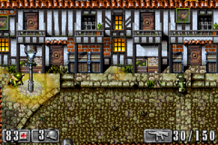 Medal of Honor - Infiltrator GBA 89