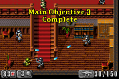 Medal of Honor - Infiltrator GBA 96