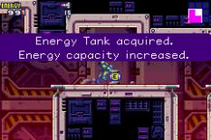 Metroid Fusion GBA 32