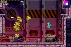 Metroid Fusion GBA 33