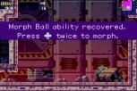Metroid Fusion GBA 36