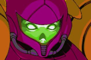 Metroid Fusion GBA 44