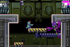Metroid Fusion GBA 55