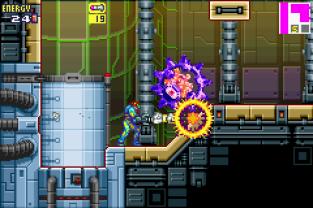 Metroid Fusion GBA 67