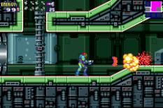 Metroid Fusion GBA 76